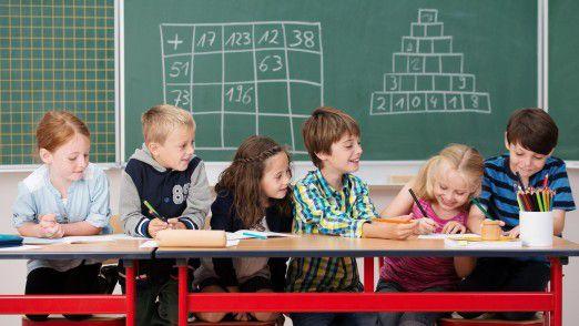 Von den Steuermehreinnahmen sollen die Schulen profitieren.