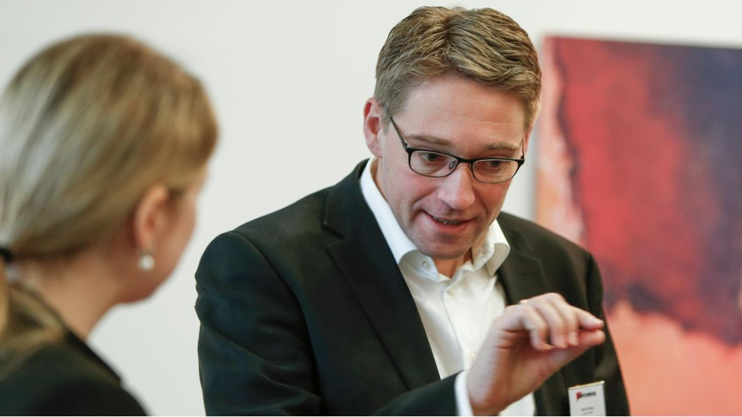 Hendrik Nieweg, Head of Solution Management bei Device Insight
