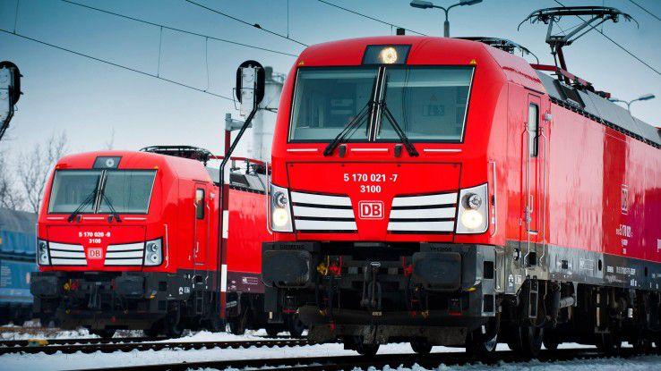 Siemens rüstet die Lokomotiv-Flotte der DB Cargo für eine zustandsbasierte und prädiktive Instandhaltung auf. Dabei handelt es sich um Loks der Siemens-Baureihen 152, 170 und 191.