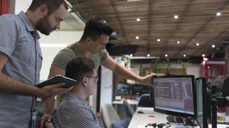 Macht Sinn: Mit DevSecOps sind Sicherheitstests von Anfang an integraler Bestandteil der Softwareentwicklung.