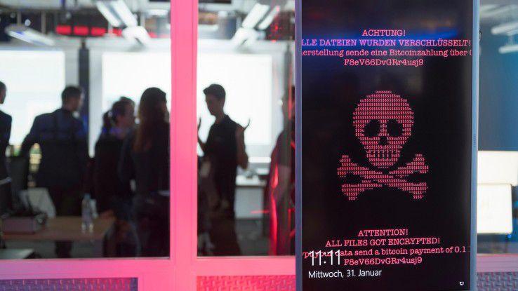 Am Flughafen München sollen Institutionen und Unternehmen künftig gemeinsame Sache gegen Cybercrime machen.
