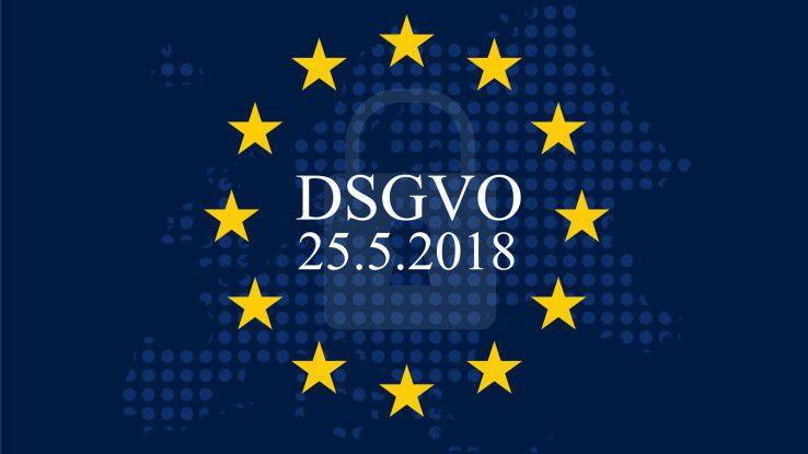 Ab 25. Mai wird es ernst. Bei Verstößen gegen die DSGVO drohen hohe Strafen.