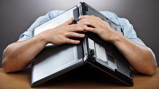Diagnose: Technostress. Wir sagen Ihnen, was das bedeutet und wie Sie entgegenwirken sollten.