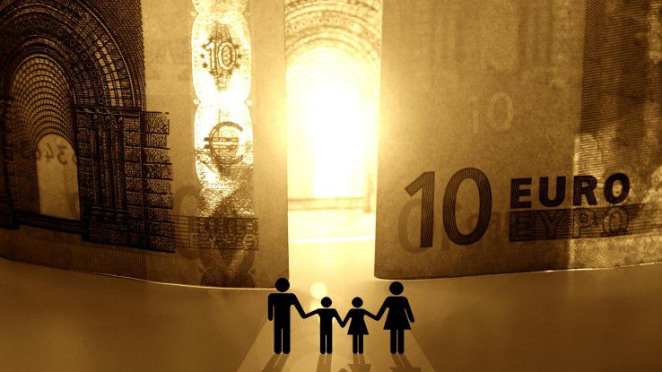 """""""Willkommen in unserer Bankfiliale"""". Im Online Banking suchen Kunden einen freundlichen digitale Händedruck bei den Banken oft vergeblich."""