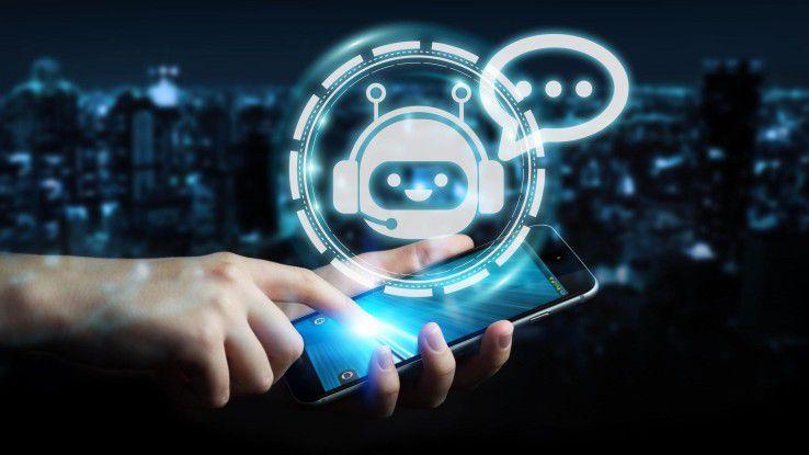 Mittelständische Unternehmen setzen im Recruiting mehr auf den persönlichen Kontakt als auf Chatbots.
