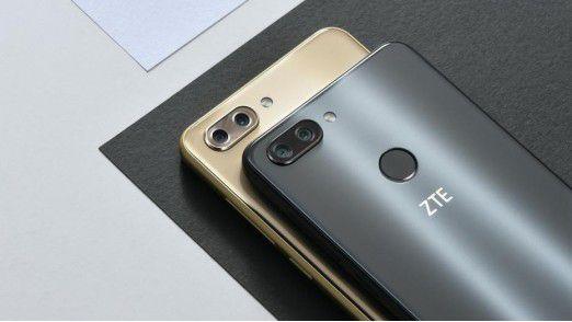 Wer als Smartphone kein Statussymbol benötigt, kann auch in der Mittelklasse mit Geräten wie dem neuen ZTE Blade V9 glücklich werden.
