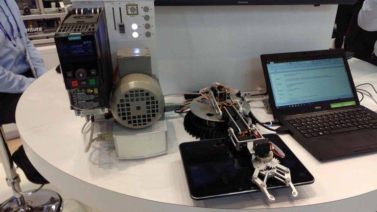 Auf CPaaS-Basis (Connected Platform as a Service) wurde die IoT-Lösung für den italienischen Maschinenbauer Biesse realisiert.