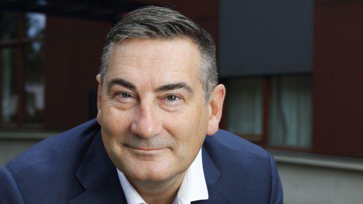 Jan Willem Dees, der neue CEO von Dimension Data Deutschland, sieht viel Verbesserungspotenzial für Anwenderunternehmen bei Data-Center- und Netzwerkinfrastruktur sowie im Security-Bereich.