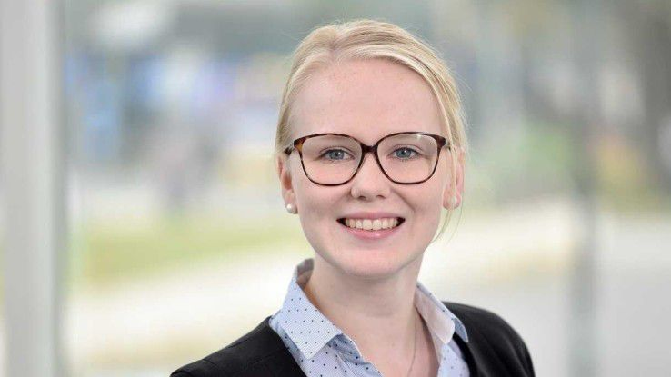 """Verena Uppenkamp: """"Nichts ist für Arbeitgeber gefährlicher, als die Generation Z mit Standardfloskeln abzuspeisen."""""""