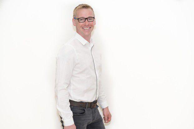 Sven Schaefer - Business Development Consultant - Rackspace