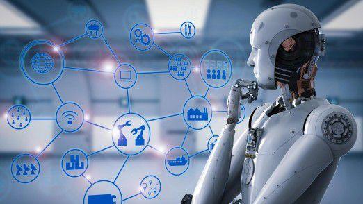 Künstliche Intelligenz: Algorithmen reichen nicht, um Projekte auch wirtschaftlich erfolgreich zu gestalten.
