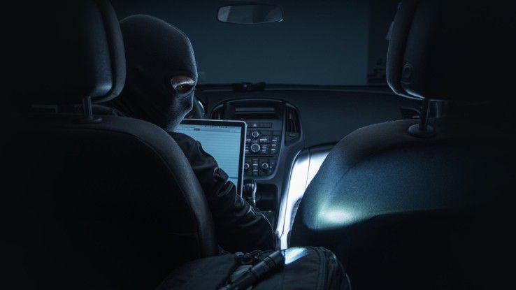 Mehr Technik im Auto bedeutet bei mangelnder Sicherheit auch mehr Angriffsmöglichkeiten für Hacker.