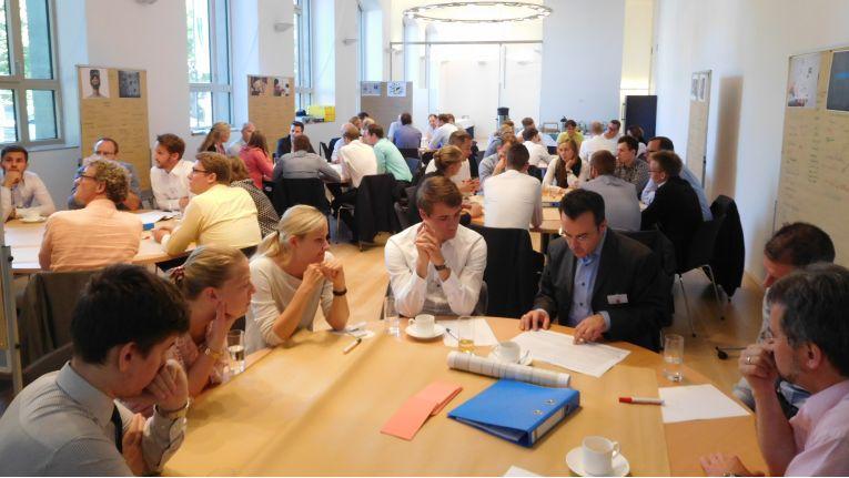 Auch Anwenderunternehmen wie die NRW.Bank können sich mit ihrer IT-Abteilung dem Benchmark-Wettbewerb Great Place to Work in der ITK stellen.
