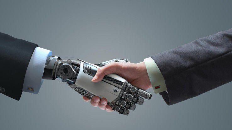Robotic Process Automation entwickelt sich auch im Sourcing-Markt zu einem Wachstumstreiber.