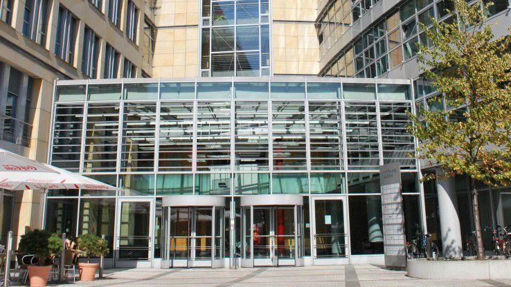 Das Seminar findet im Fraunhofer-Forum Berlin statt.