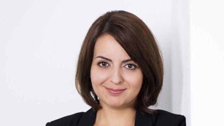 """Anna Nowshad: """"Mitarbeiter sind nichts anderes als interne Kunden. Unternehmen profitieren davon, wenn sie sich bestmöglich um diese Kunden kümmern."""""""