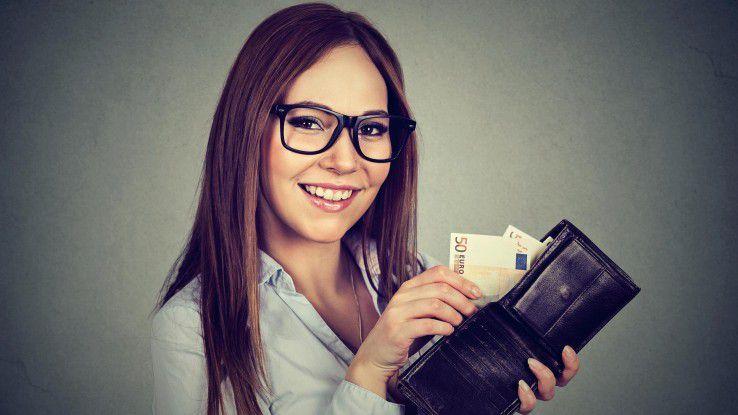 IT-Expertinnen arbeiten am liebsten bei Software- und Systemhäusern, auch wenn die sie dort im Vergleich nicht so gut bezahlt werden.