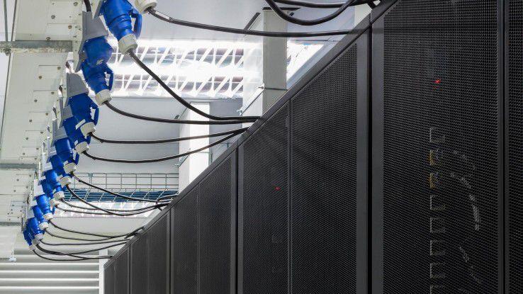 Einheitlichen Gleichstromversorgung im Datacenter ist ein interessanter Aspekt zur Reduzierung der Energiekosten.