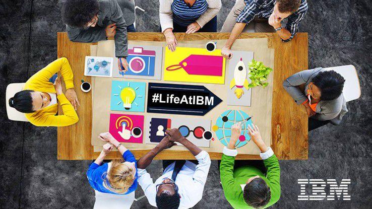 Das Beste erreichen mit IBM! Wir suchen Dich als Consultant, Project Manager oder IT-Architect.