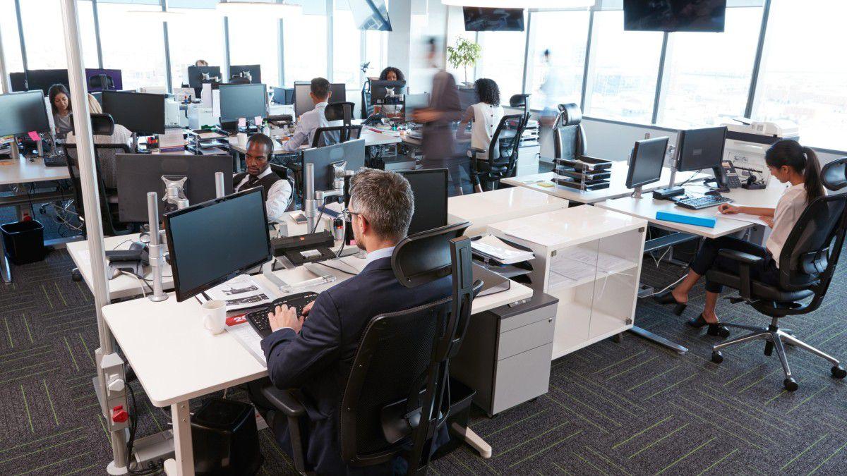Computerwoche roundtable arbeitsplatz der zukunft: frag die lampe