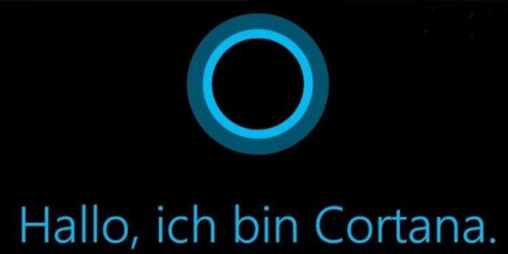 Cortana ist die persönliche Sprachassistentin von Microsoft