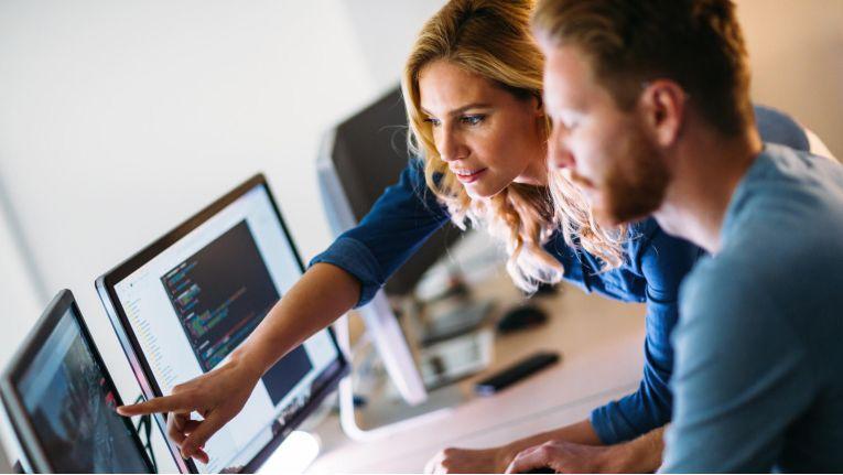 Immer mehr Frauen finden an IT-Berufen Spaß und werden zu unverzichtbaren Mitarbeiterinnen.