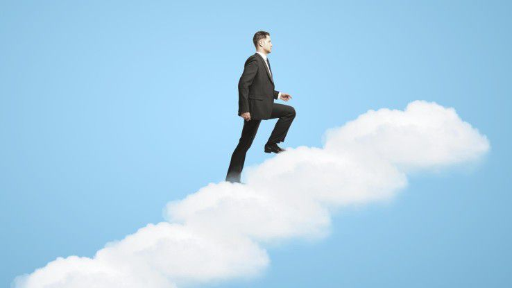 Multi Cloud und der Weg dahin - günstiger und schneller geht es mit Private-Cloud-as-a-Service.