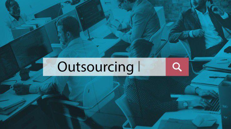 Der Trend geht Richtung Full IT Outsourcing - das wirkt sich auch auf die entsprechenden Deals aus.