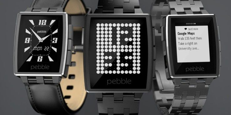 Die Smartwatches von Pebble sollen auch 2018 noch nützlich sein.