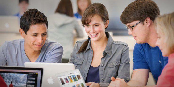 Apple bietet ab Mai 60 neue Workshops an.
