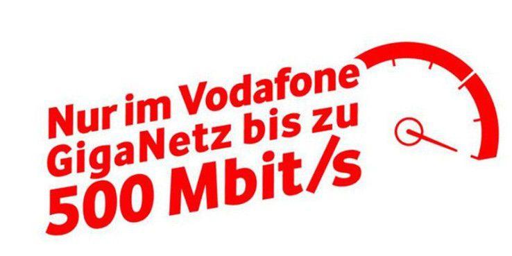 Vodafone erhöht die maximale LTE-Geschwindigkeit von 375 auf 500 Mbit/s.