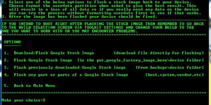 Nach dem Bootloader Unlock geht's ans Flashen. Seien Sie geduldig, das kann ein paar Minuten dauern.
