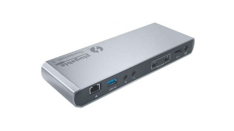 Die günstigere Version von Plugable kann ein Macbook Pro nur mit 15 W laden.
