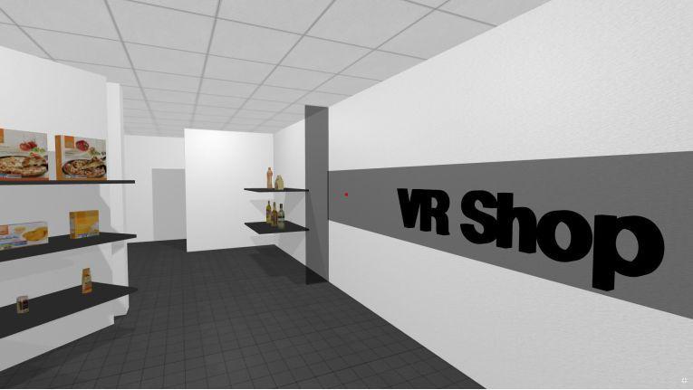 Online-Shopping in der virtuellen Realität