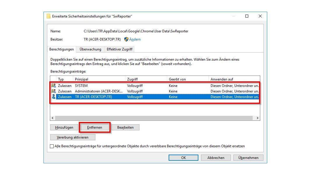 Google Chrome Swreporter Komponente Deaktivieren Google Chrome