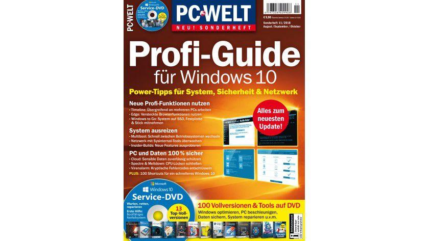 Profi-Guide für Windows 10