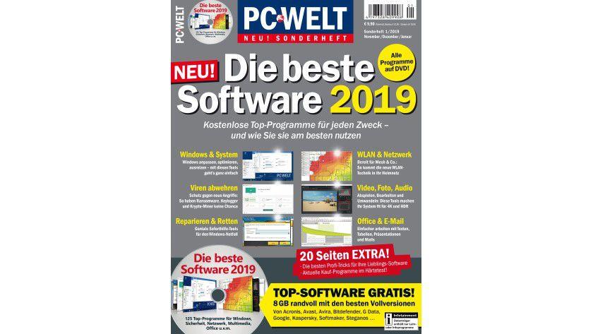 Die beste Software 2019