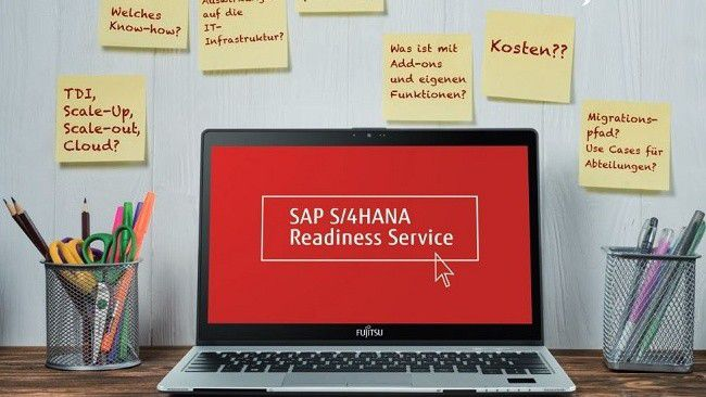 Readiness Service: Fit für S/4HANA