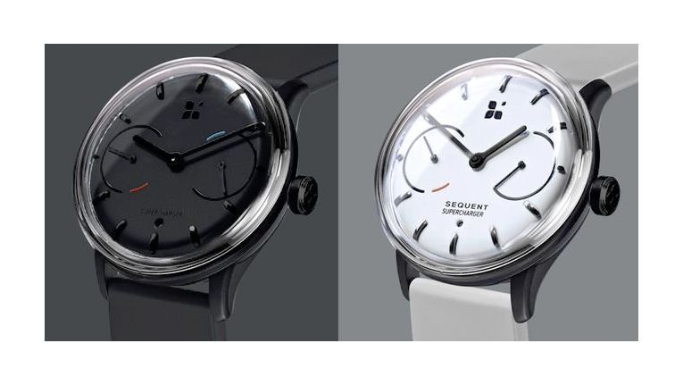 Sequent-Smartwatch: Akku muss nie mehr aufgeladen werden