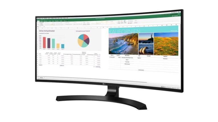 21:9-Bildschirm LG 34CB98 mit Gaming-Potential