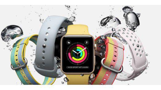 Auch ohne Kontakt zu iPhone oder WLAN unterstützt die Apple Watch eine Reihe von Funktionen.