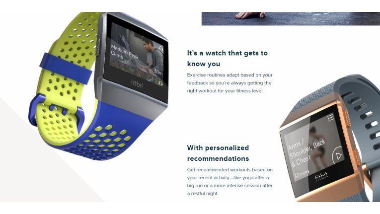 Kontakt zur Umwelt hält die Uhr per WLAN und Bluetooth.