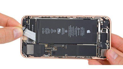 Das neue iPhone 8 wurde in vielen Details verbessert.