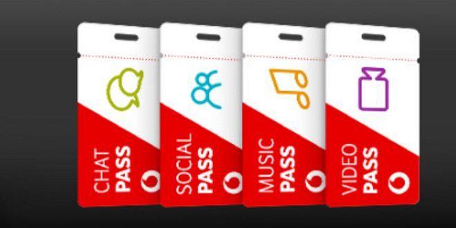 Vodafone Pass: Mobilfunk-Flatrate für Lieblings-Apps