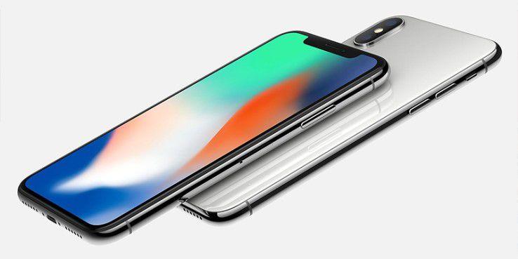 Foxconn verschickt die ersten iPhone-X-Einheiten.