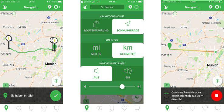 Navigation Turn by Turn oder frei Schnauze: Hilfreich in der Stadt