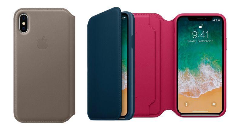 Smart Cover in Leder und in vier Farben