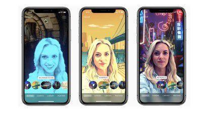 Clips 2.0: Mit dem iPhone X in den Weltraum - Foto: Apple