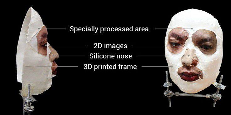 Lässt sich Face ID am iPhone X mit einer Maske täuschen?