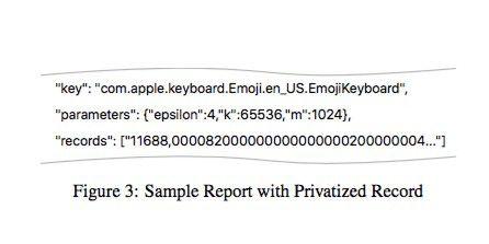 Hier werden etwa Daten der Emoji-Nutzung übermittelt.